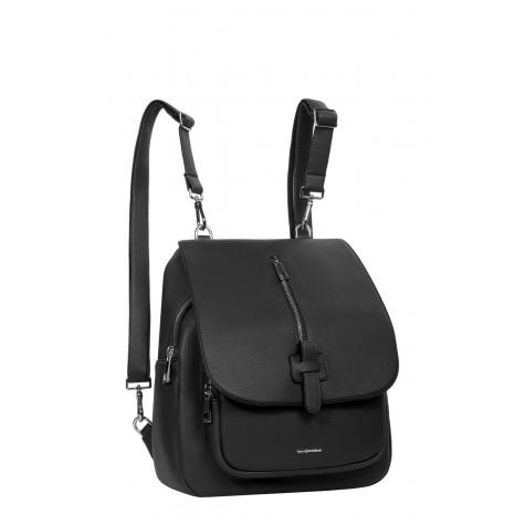 Black Women's Backpack