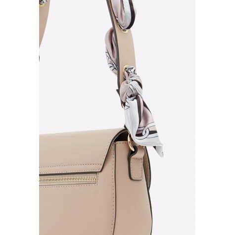 CHAMUSCA - Beige Women's Cross Bag