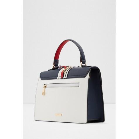 White Women's Shoulder and Handbag